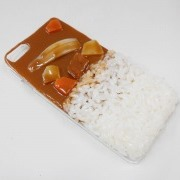 Curry Rice iPhone 6 Plus Case - Fake Food Japan