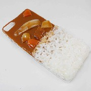 Curry Rice iPhone 8 Plus Case - Fake Food Japan