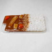 Curry Rice (new) iPhone 5/5S Case - Fake Food Japan