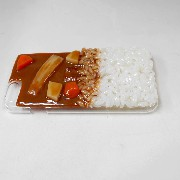 Curry Rice (new) iPhone 8 Case - Fake Food Japan