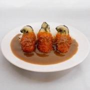 牡蠣フライカレー  小皿