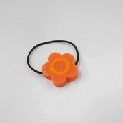 Flower-Shaped Carrot Ver. 1 Hair Band - Fake Food Japan