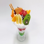 Fruit Parfait Ver. 2 Replica - Fake Food Japan