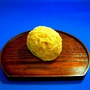 Gold Powdered Botamochi Replica - Fake Food Japan