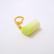 Green Onion Keychain - Fake Food Japan