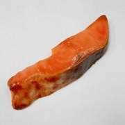 Grilled Salmon (large) Magnet - Fake Food Japan