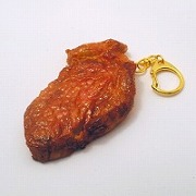 Grilled Steak Keychain - Fake Food Japan
