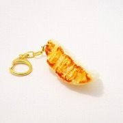 Gyoza Dumpling (Japanese Pot Sticker) Keychain - Fake Food Japan