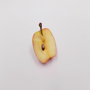 Half-Eaten Apple Magnet - Fake Food Japan