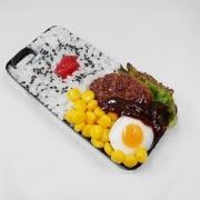 ハンバーグ弁当 iPhone 4/4S ケース