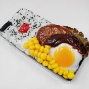Hamburger Bento iPhone 6 Plus Case - Fake Food Japan