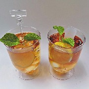 Iced Lemon Tea Small Size Replica - Fake Food Japan