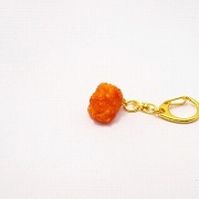 Kara-age (Boneless Fried Chicken) (small) Keychain - Fake Food Japan