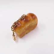 Loaf of Bread Keychain - Fake Food Japan