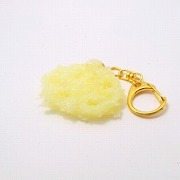 Lotus Root Tempura (small) Keychain - Fake Food Japan