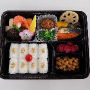 Makunouchi Bento (Combo Lunchbox) Replica - Fake Food Japan