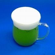 Matcha (Japanese Green Tea) Latte Replica - Fake Food Japan