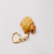 Melon Bread (Turtle-Shaped) Keychain - Fake Food Japan