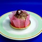 ケーキモンブラン 食品サンプル