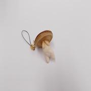 Mushroom Ver. 3 Cell Phone Charm/Zipper Pull - Fake Food Japan