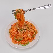 Neapolitan Spaghetti Small Size Replica - Fake Food Japan