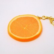 Orange Slice Keychain - Fake Food Japan