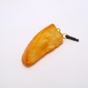 Pan-Fried Potato Headphone Jack Plug - Fake Food Japan