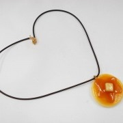 Pancake Necklace - Fake Food Japan