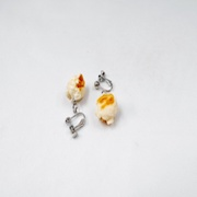 Popcorn Earrings - Fake Food Japan