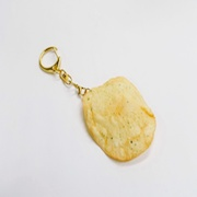 Potato Chip (Salted with Seaweed Flavor) Keychain - Fake Food Japan
