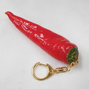 Red Chili Pepper Keychain - Fake Food Japan