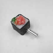 Scallion & Tuna Roll Sushi Ver. 2 Pen Cap - Fake Food Japan