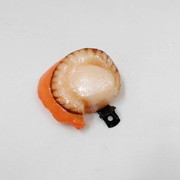 Scallop Hair Clip - Fake Food Japan