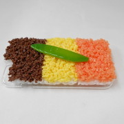 Soboro (Soy Sauce Minced Meat) Rice (new) iPhone 5/5S Case - Fake Food Japan