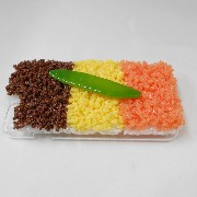 Soboro (Soy Sauce Minced Meat) Rice (new) iPhone 8 Case - Fake Food Japan