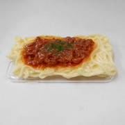 Spaghetti with Meat Sauce (new) iPhone 5/5S Case - Fake Food Japan