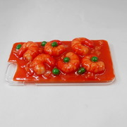 Stir-Fried Shrimp with Chili Sauce (new) iPhone 6/6S Case - Fake Food Japan