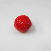 Strawberry (large) Plug Cover - Fake Food Japan