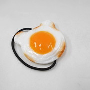 Sunny-Side Up Egg (Bear) Hair Band - Fake Food Japan