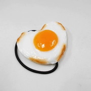 Sunny-Side Up Egg (Heart) Hair Band - Fake Food Japan