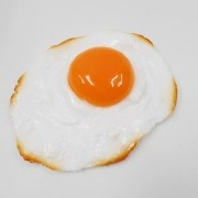 Sunny-Side Up Egg (large) Magnet - Fake Food Japan