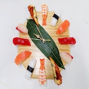 Sushi Wall Clock - Fake Food Japan