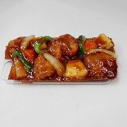 Sweet & Sour Pork (new) iPhone 8 Case - Fake Food Japan