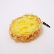 Sweet Potato Tempura Headphone Jack Plug - Fake Food Japan