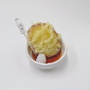 Sweet Potato Tempura Small Size Replica - Fake Food Japan