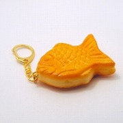 Taiyaki (small) Keychain - Fake Food Japan