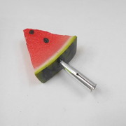 Watermelon (small) Pen Cap - Fake Food Japan