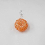 Whole Orange (small) Card Stand - Fake Food Japan