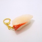 Yellowtail Sushi Keychain - Fake Food Japan