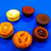 Assorted Cupcakes Replica - Fake Food Japan